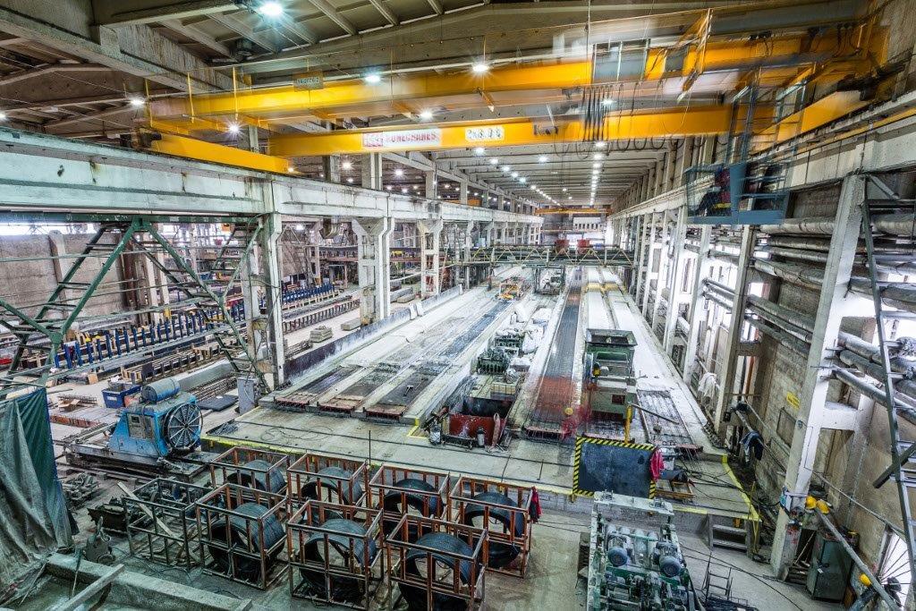 Concrete Production Plant : Company tmb