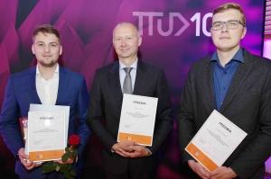 Mikk Reha, Tanel Tuisk & Robert Treier_TTÜ