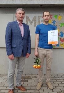 Sergei Nazarenko ja Toivo Annus